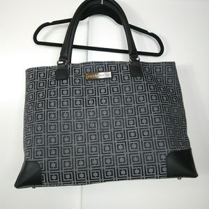 Liz Claiborne large travel/ tote/ laptop bag